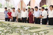 Xây dựng thành phố thông minh quy mô 4 tỷ USD tại Hà Nội