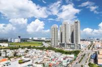 Giao dịch bất động sản tăng nhẹ trong tháng 5/2017