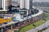 Tp.HCM: Sẽ tăng giá trị gói thầu thuộc metro Bến Thành - Suối Tiên