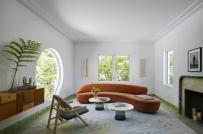 Những ô cửa sổ hình tròn lạ mắt cho nhà đẹp hơn