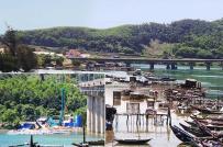 Người dân phản đối dự án mở rộng đường công vụ hầm Hải Vân