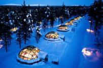 Khám phá khách sạn bằng kính huyền ảo tại Phần Lan