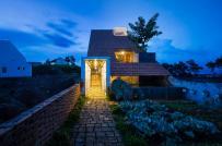 Chiêm ngưỡng ngôi nhà gắn kết với thiên nhiên tuyệt đẹp ở Lâm Đồng