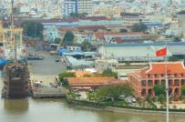Tp.HCM: Sắp di dời cảng Tân Thuận và cảng Nhà Rồng - Khánh Hội