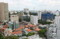 Tín dụng cho bất động sản 6 tháng đầu năm 2017 tăng mạnh