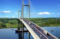 Tp.HCM sẽ xây cầu Thủ Thiêm 4 nối quận 2 và 7