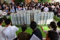 Tp.HCM: Thanh khoản căn hộ tăng mạnh trở lại