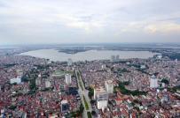 Cử tri Hà Nội kiến nghị dừng xây cao ốc trong nội thành