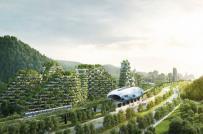 Thành phố xanh chống ô nhiễm môi trường ở Trung Quốc