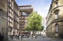 Trụ sở mới của Bloomberg ưu tiên tính bền vững, thân thiện