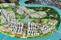 Tp.HCM kiến nghị chọn HFIC xây trung tâm tài chính ở Thủ Thiêm