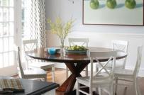 Đặt bàn ăn đúng phong thủy để tăng sự hòa thuận và tài vận của gia đình
