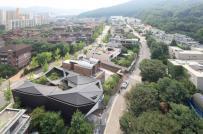 Ngắm khu vườn mênh mông giữa nhà của đại gia xứ Hàn