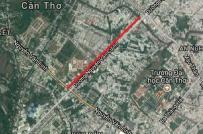 Cần Thơ bỏ quy hoạch khu đô thị đường Nguyễn Văn Cừ sau 15 năm