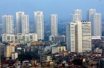 Hà Nội: Chỉ số giá căn hộ chung cư tăng nhẹ