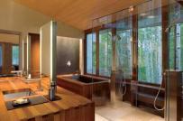 Phòng tắm kiểu Nhật đơn giản mà ấn tượng