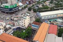 Bệnh viện Sài Gòn mới được xây trong dự án Khu Mả Lạng