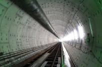 Hầm ngầm metro Sài Gòn dần hình thành sau 90 ngày thi công