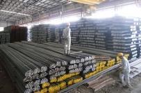 Giá thép đồng loạt vượt mức 12 triệu đồng/tấn