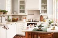 Phòng bếp siêu tiết kiệm diện tích gia chủ nào cũng mơ ước