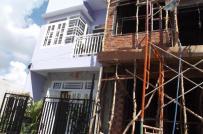 Trong 1 tháng, Tp.HCM cấp 556 giấy phép xây dựng tạm