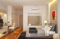 Giường ngủ kê đúng hướng giúp vượng khí không ngừng tăng