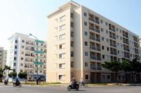 Bán NOXH Khu chung cư thu nhập thấp cuối tuyến Bạch Đằng Đông