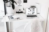 3 cách trang trí lý tưởng cho căn hộ màu trắng
