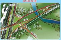Tp.HCM quy hoạch hàng loạt nút giao thông ngầm