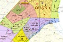 Tp.HCM duyệt quy hoạch 3 khu dân cư ở quận 1