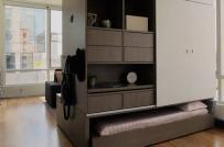Nội thất thông minh dạng mô đun - giải pháp cho các căn hộ siêu nhỏ