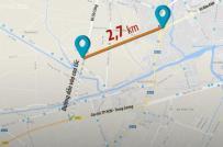 Tp.HCM chi 1.500 tỷ đồng làm đường nối đại lộ Võ Văn Kiệt với cao tốc Trung Lương