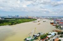Tp.HCM: Sẽ xây cầu Thủ Thiêm 4 trị giá 5.200 tỷ đồng theo hình thức BT