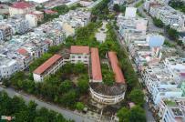Ngôi trường 20 tỷ bị bỏ hoang giữa Sài Gòn