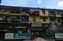 Chồng chéo khó khăn trong cải tạo, xây dựng lại chung cư cũ