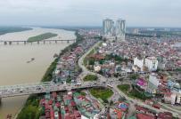 1.900 hộ dân khu vực ven đê sẽ phải di dời
