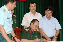 Tp.HCM ngừng triển khai dự án 200 triệu USD trên đất Quốc phòng