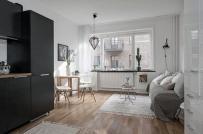 Chỉ một phòng ngủ, căn hộ sau khiến nhiều người ngạc nhiên bởi sự tiện nghi, xinh đẹp