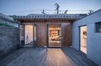 Ngắm vẻ đẹp hiện đại, sang trọng của ngôi nhà gỗ chỉ 30m2