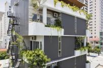 Khách sạn vườn treo xanh mướt giữa Đà Nẵng