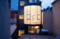 Nhà 35m2 ngập tràn ánh sáng nhờ vào thiết kế độc lạ