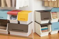 Giải pháp lưu trữ được người Nhật sử dụng thay thế cho các loại tủ gỗ, kệ sắt nặng nề