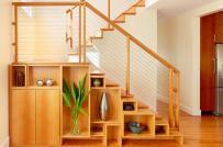 Ý tưởng thông minh giúp hành lang trong nhà ấn tượng hơn