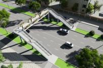 Tp.HCM sẽ có thêm 6 cầu vượt bộ hành