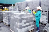 Công trình từ 9 tầng phải sử dụng ít nhất 80% vật liệu xây không nung