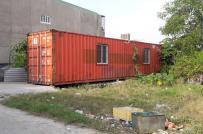 Vũng Tàu: Làm nhà ở bằng container lắp ghép cũng cần xin phép 