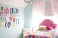 Trang trí phòng bé gái đẹp ngọt ngào khiến bé nào cũng mê