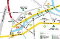 Tp.HCM chi hơn 3.500 tỷ đồng xây cầu, đường mới nhằm chỉnh trang đô thị