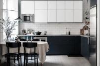 Gợi ý cách bố trí giúp căn bếp thêm thoáng rộng
