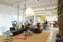 Những xu hướng thiết kế văn phòng sẽ lên ngôi trong năm 2018